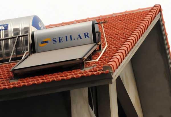 Máy nước nóng năng lượng mặt trời Seilar SLF M20 (200L)