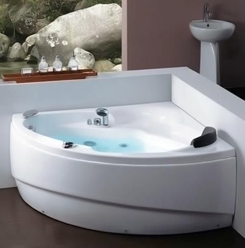 Bồn tắm góc massage Euroking EU-6144D