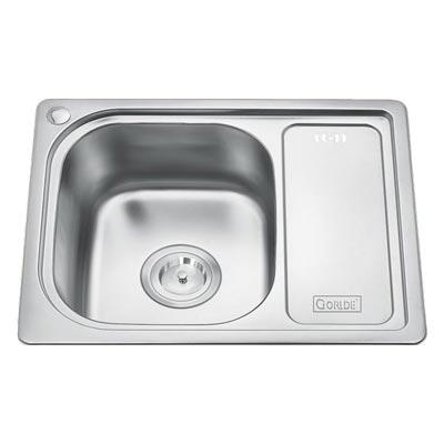 Chậu rửa bát Gorlde GD-020 (inox 304)