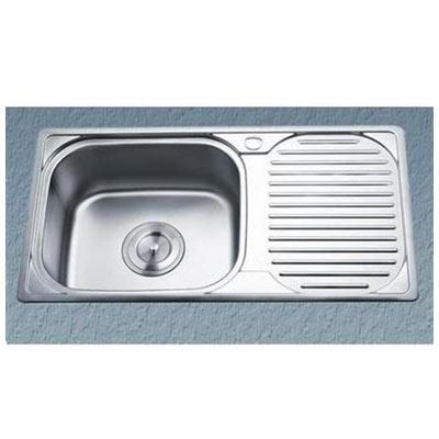 Chậu rửa bát Gorlde GD-0293 (inox 304)