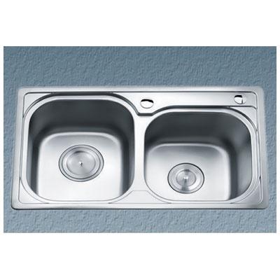 Chậu rửa bát Gorlde GD-5402 (inox 304)