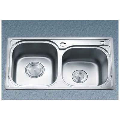 Chậu rửa bát Gorlde GD-5502 (inox 304)