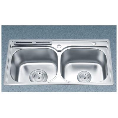 Chậu rửa bát Gorlde GD-5812 (inox 304)