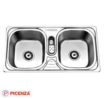 Chậu rửa bát Picenza TB10 (inox 304)