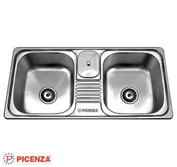 Chậu rửa bát Picenza TB5 (inox 304)