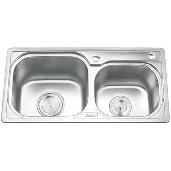Chậu rửa bát Gorlde GD-5602 (inox 304)