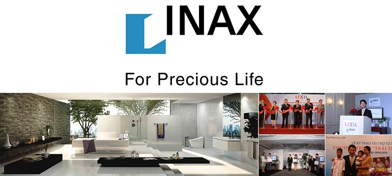 Giới thiệu Inax Việt Nam 1