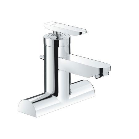 Vòi rửa lavabo nóng lạnh 2 chân Inax LFV-4001S