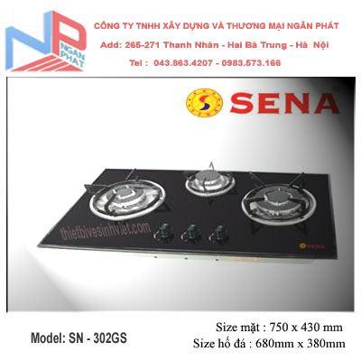 Bếp gas âm Sena SN-302GS