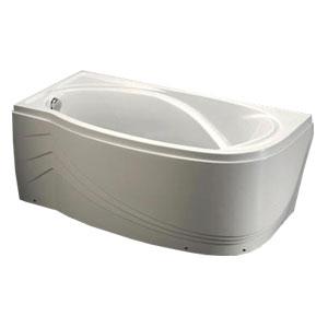 Bồn tắm nằm Caesar AT3350L(R) có chân yếm
