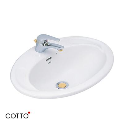 Chậu rửa âm bàn COTTO C008