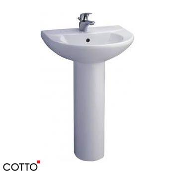 Chậu rửa chân dài COTTO C014/C411