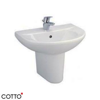 Chậu rửa chân lửng COTTO C014/C4201