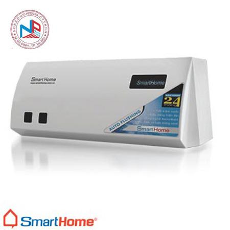 Van xả cảm ứng Tiểu nam SmartHome SH-S6 (220V + PIN)