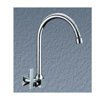 Vòi bếp gắn tường nước lạnh Gorlde 1171