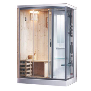 Phòng xông hơi Euroking EU-8014 (Xông ướt, Xông khô, Massage)