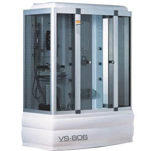 Phòng xông hơi Nofer VS-806 (Xông hơi ướt, Massage, Sục khí)