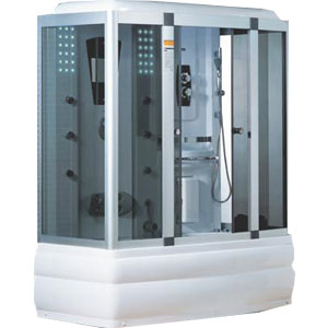 Phòng xông hơi Nofer VS-807 (Xông ướt, Massage, Sục khí)