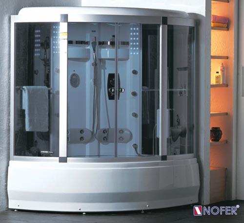 Phòng xông hơi Nofer VS-809ABS (Xông ướt, Massage, Sục khí)