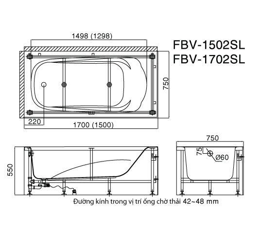 Kết quả hình ảnh cho FBV-1502SL