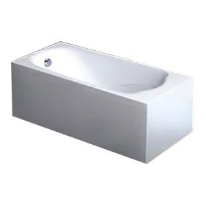 Bồn tắm INAX FBV-1702SL (yếm trái, Màu trắng)