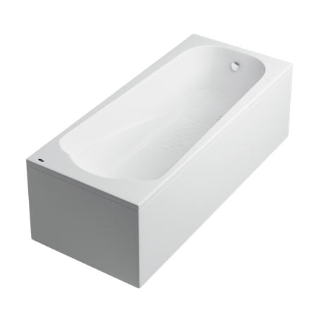 Bồn tắm INAX FBV-1502SL (yếm trái, màu trắng)