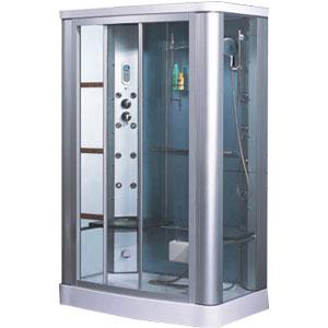 Phòng xông hơi Nofer NK-703P (Xông ướt, Massage, Ngọc trai)