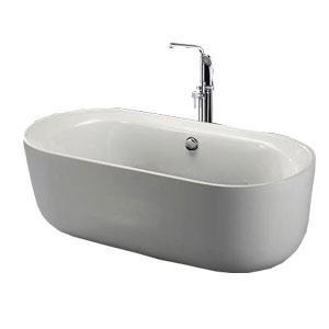 Bồn tắm nằm Caesar AT0770 có chân yếm