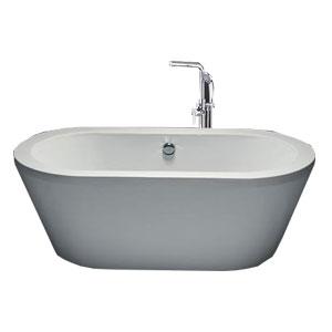 Bồn tắm nằm Caesar AT6270 có chân yếm