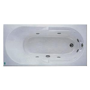 Bồn tắm xây Massage Caesar MT0270