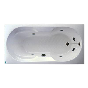Bồn tắm xây Massage Caesar MT0350