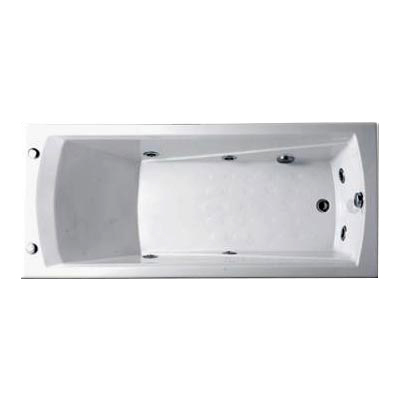 Bồn tắm xây Massage Caesar MT0670