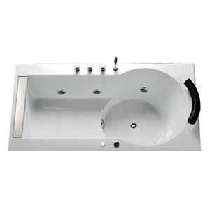 Bồn tắm xây massage CAESAR MT211AL(R)