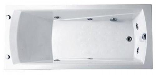 Bồn tắm nằm Massage Caesar MT0650L(R)