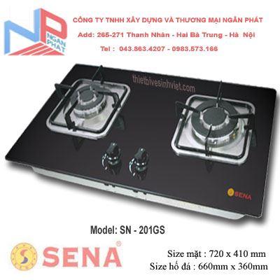 Bếp gas âm Sena SN-201GS