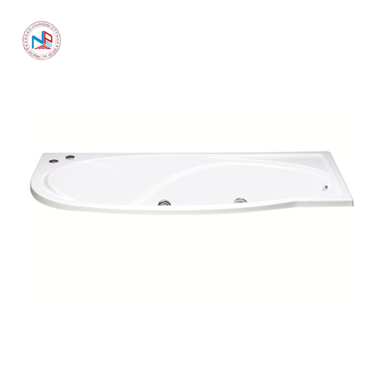 Bồn tắm Caesar AT3350AL(R) không chân yếm