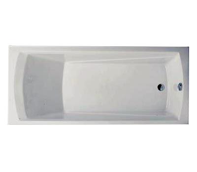 Bồn tắm xây Caesar AT0670 không chân yếm
