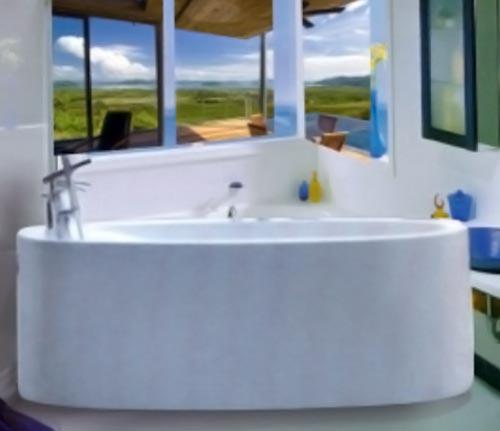 Bồn tắm massage Govern K-8160 (có sục khí)