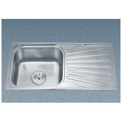 Chậu rửa bát Gorlde GD-0288 (inox 304)