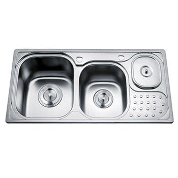 Chậu rửa bát Gorlde GD-5203 (inox 304)