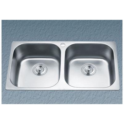 Chậu rửa bát GORLDE GD-5304 (inox 304)