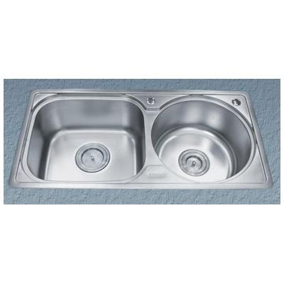 Chậu rửa bát Gorlde GD-5312 (inox 304)