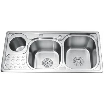 Chậu rửa bát Gorlde GD-5403 (inox 304)