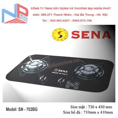 Bếp gas âm SENA SN-702BG