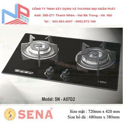 Bếp gas âm SENA SN-A07G2