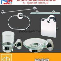 Bộ phụ kiện phòng tắm Đình Quốc DQ 1120