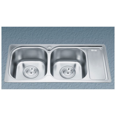 Chậu rửa bát Gorlde GD-5505 (inox 304)