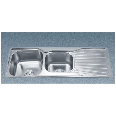 Chậu rửa bát Gorlde GD-5506 (inox 304)