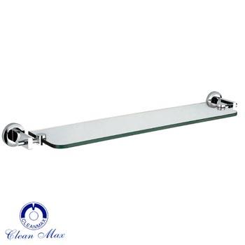 Kệ kính gương CleanMax 29005 đồng mạ crom