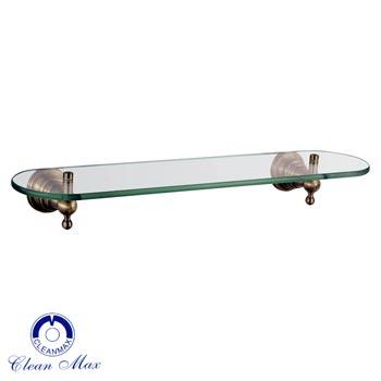 Kệ kính gương đồng CleanMax 38005